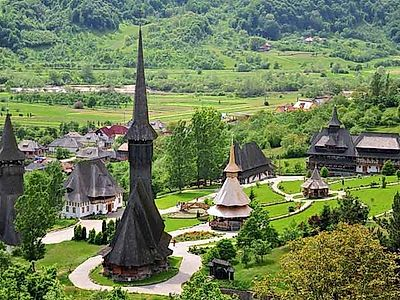 Top Attractions in Maramures Private Day Trip