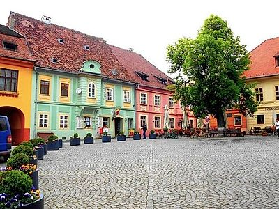 Sighisoara Medieval Private City Tour