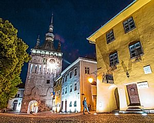 2 Nights in Sighisoara