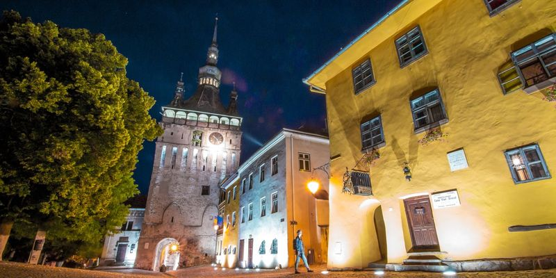 3 days in Sighisoara