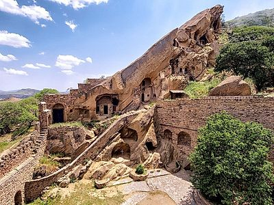 Tbilisi by Private Transfer with a stop at David Gareja Monastery