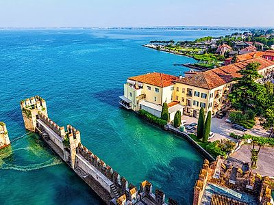 Isola del Garda Private Boat Tour
