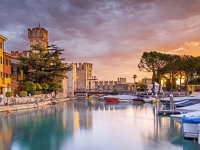 Sirmione Sunset Private Boat Tour