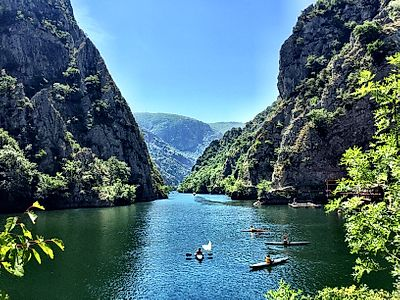 Matka Canyon Private Tour
