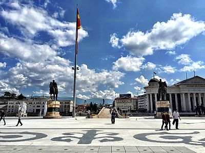 Skopje Private Walking Tour