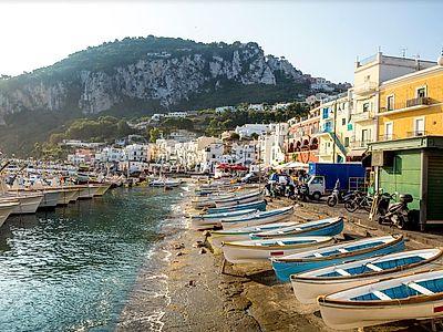 Capri & Anacapri Group Tour