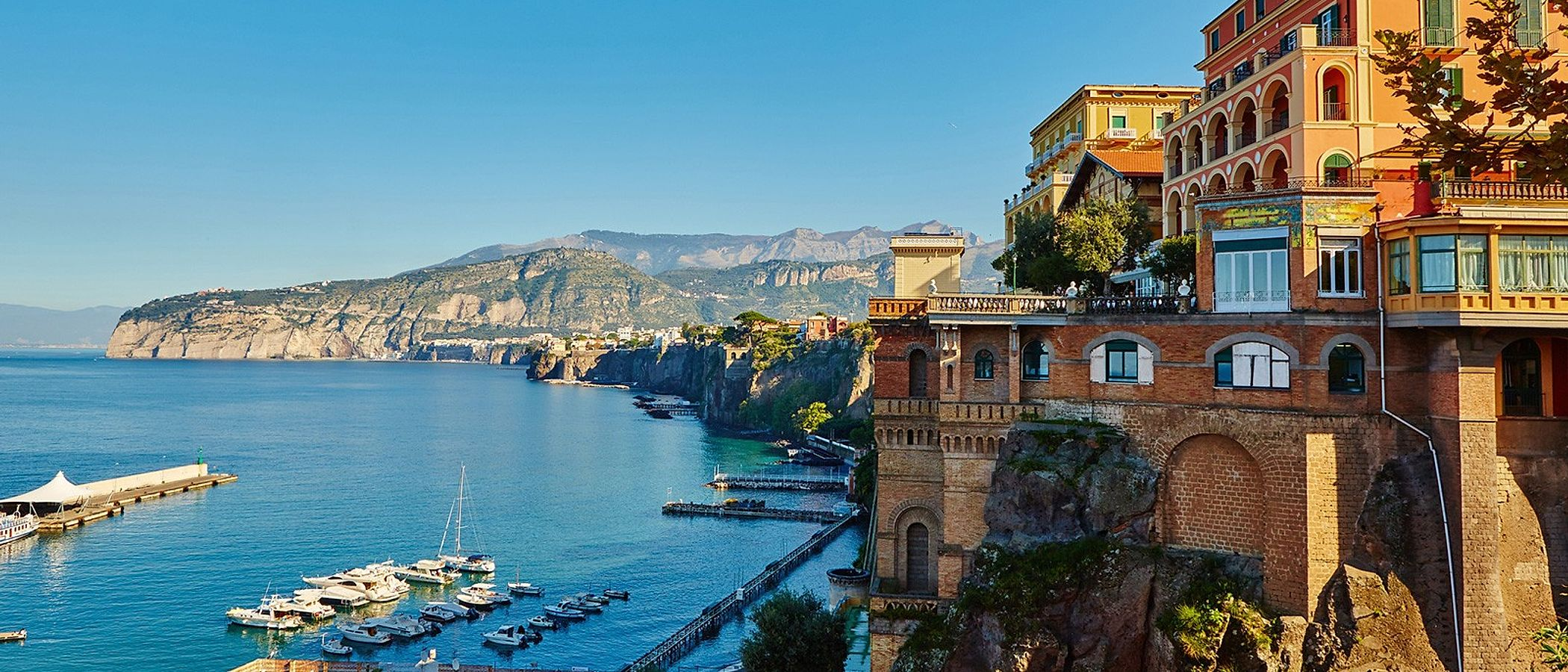 Sorrento travel packages