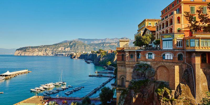 4 days in Sorrento
