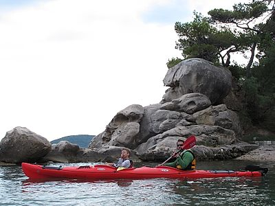 Marjan Sea Kayaking Group Tour