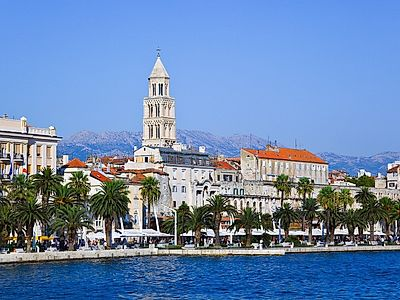 Split Private Walking Tour