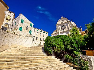 Sibenik by Private Transfer