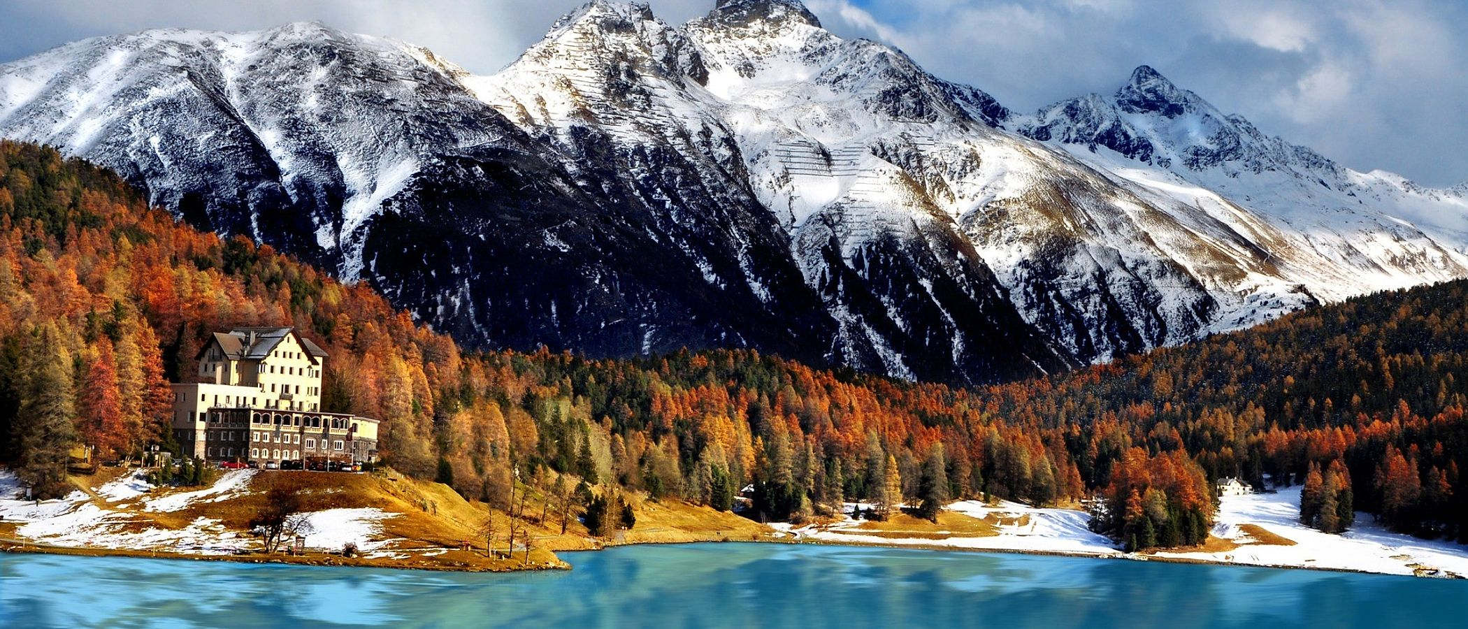 St. Moritz travel packages
