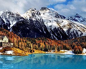 2 Nights in St. Moritz