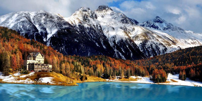 3 days in St. Moritz