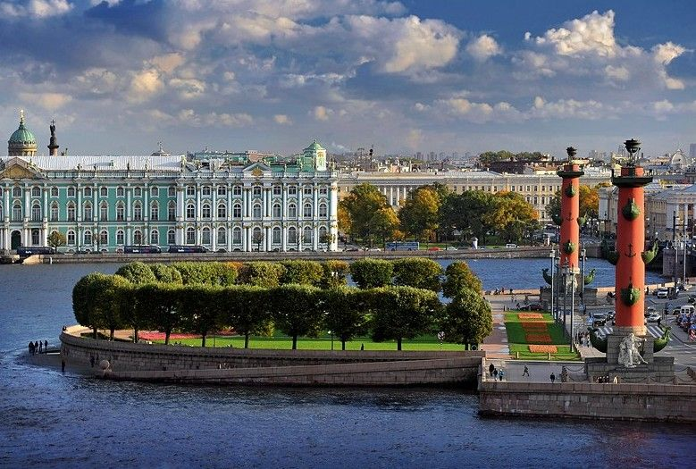 St. Petersburg Private Walking and Driving Tour