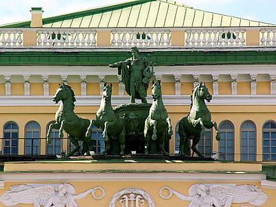 Classical St Petersburg
