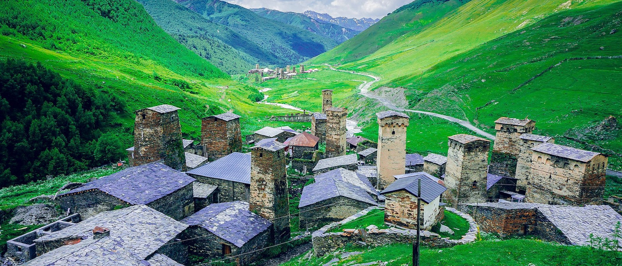 Svaneti vacation packages