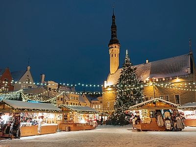 Europe's Best Christmas Market?