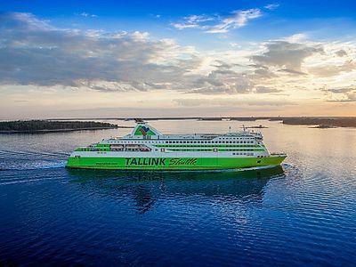 Helsinki by Ferry