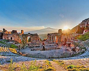 2 Nights in Taormina