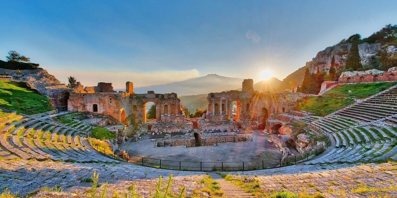 4 days in Taormina