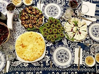 Family-Style Private Georgian Cooking Class