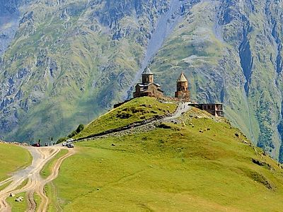 Kazbegi Private Day Trip
