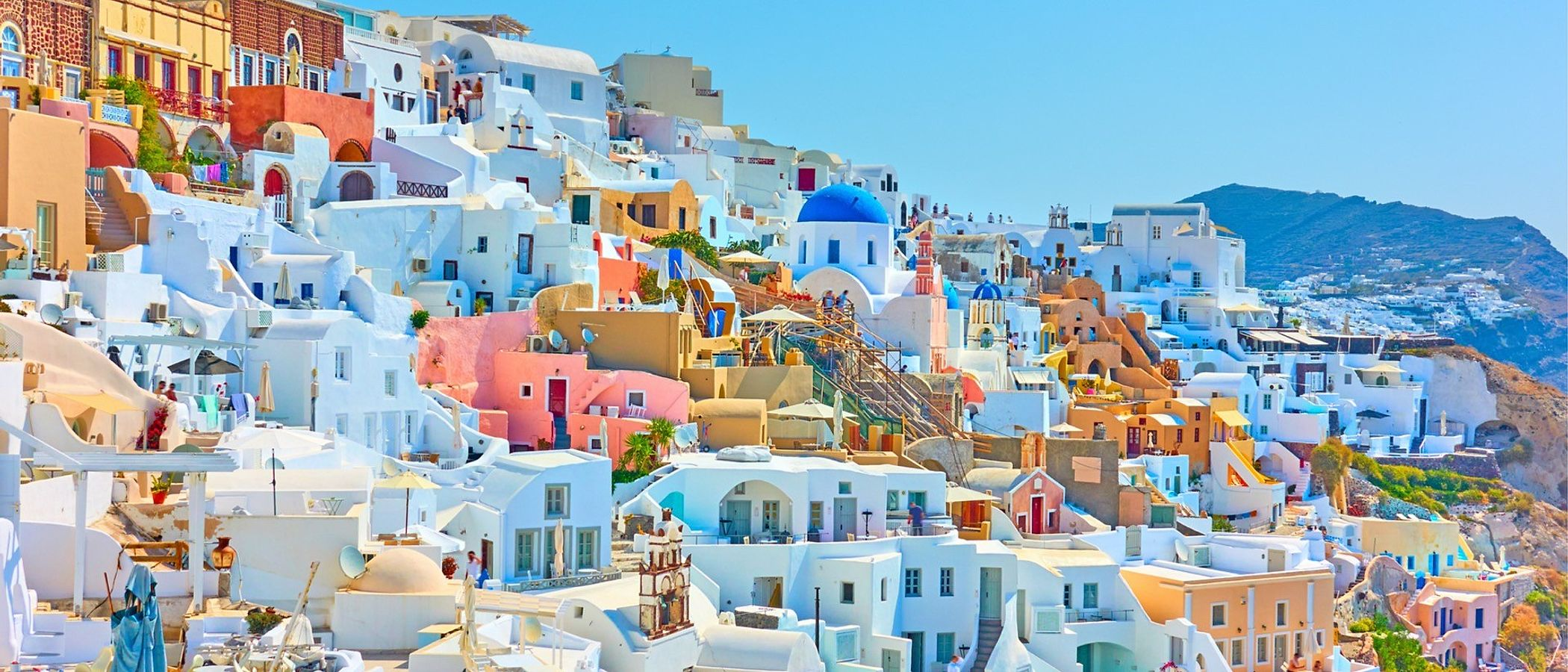 The Cyclades vacation packages