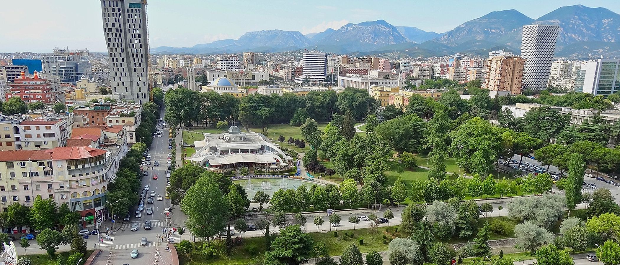 Tirana travel packages