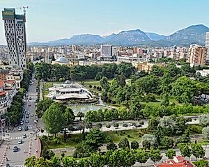 2 Nights in Tirana