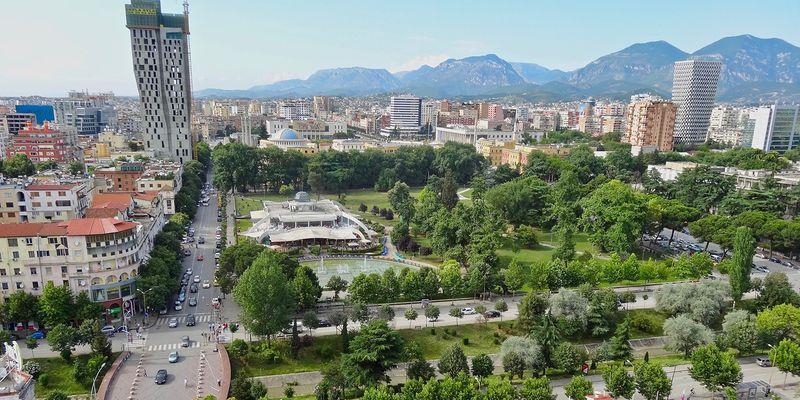 4 days in Tirana