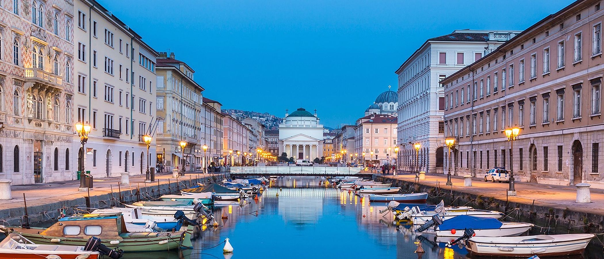Trieste travel packages