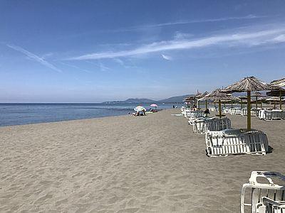 Beach Day in Ulcinj