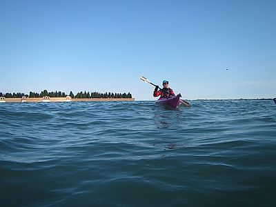 Venice Lagoon Kayak Group Tour