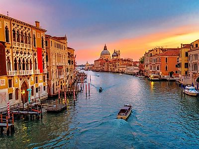 Welcome to Venice!