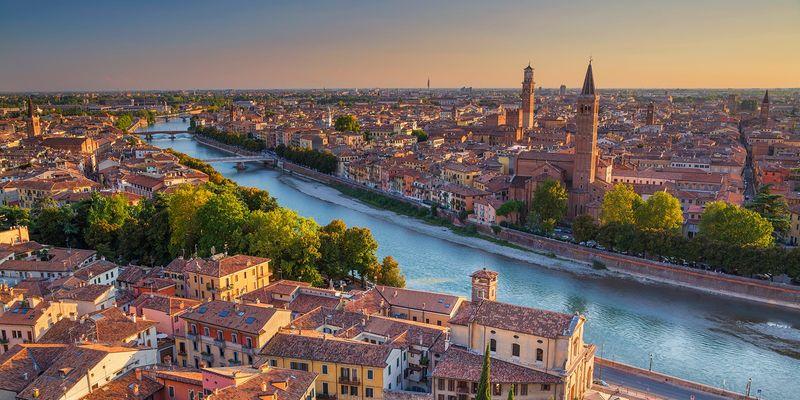 3 days in Verona