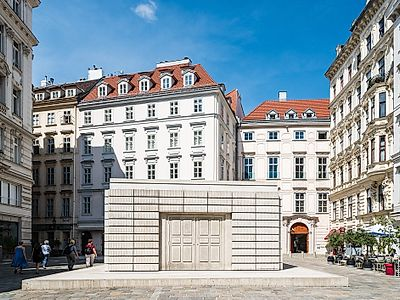 Jewish Life in Vienna Private Tour