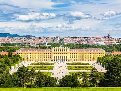 Schonbrunn Palace Self-Guided Grand Tour