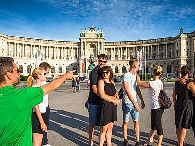 Vienna Group Walking Tour
