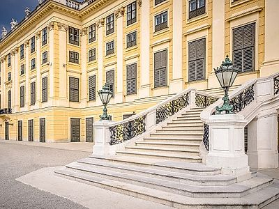 Schonbrunn in Film and TV