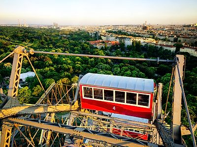 The Great Outdoors: Danube Park and Prater Park