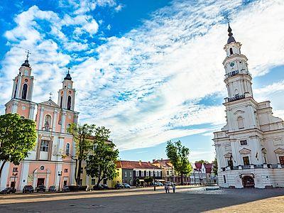 Kaunas Private Day Trip
