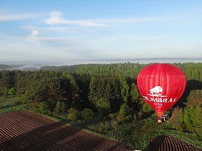 Trakai Group Hot Air Balloon Flight