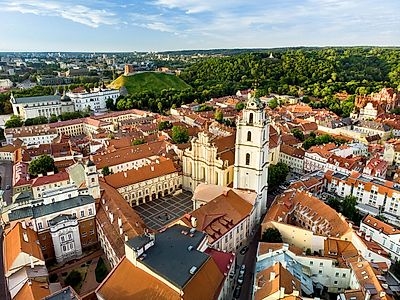 Vilnius Private Walking Tour