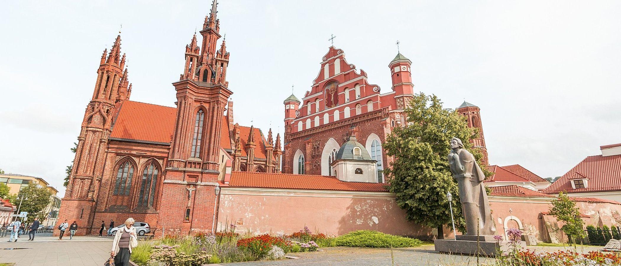 Vilnius travel packages