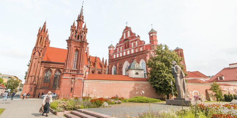 4 days in Vilnius