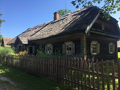 Kaunas by Private Transfer with a Rumsiskes Open-Air Museum Stop