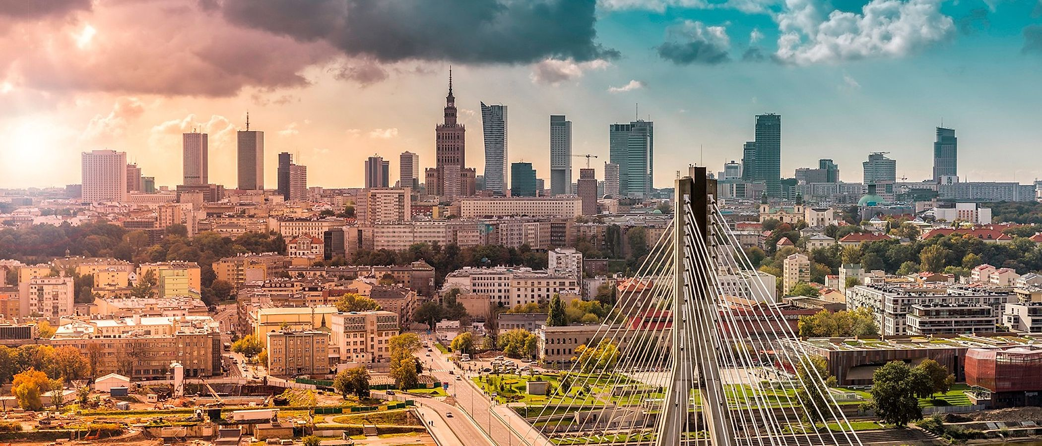 Warsaw travel packages