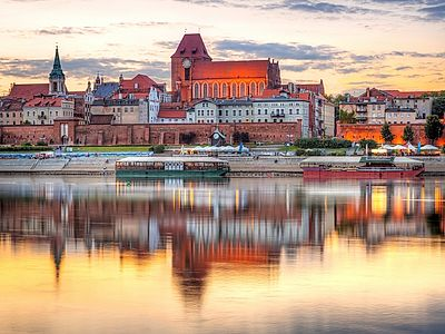 Upgrade to Gdansk by Private Transfer with a stop in Torun including a Private City Tour (in a Luxury Vehicle)