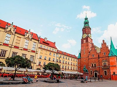 Wroclaw Private Walking Tour